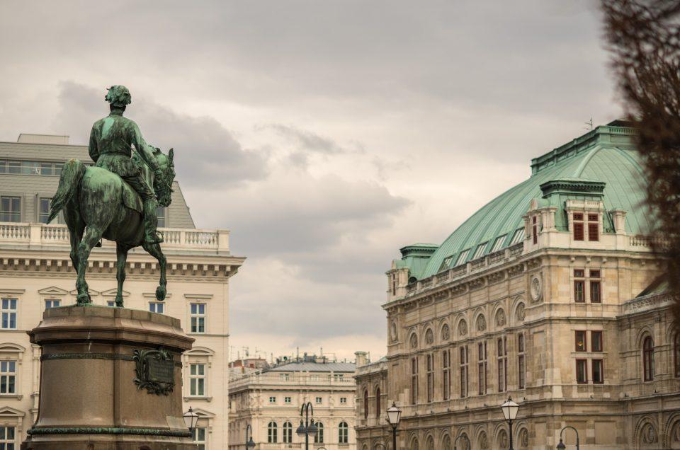 Summer Storms in Vienna