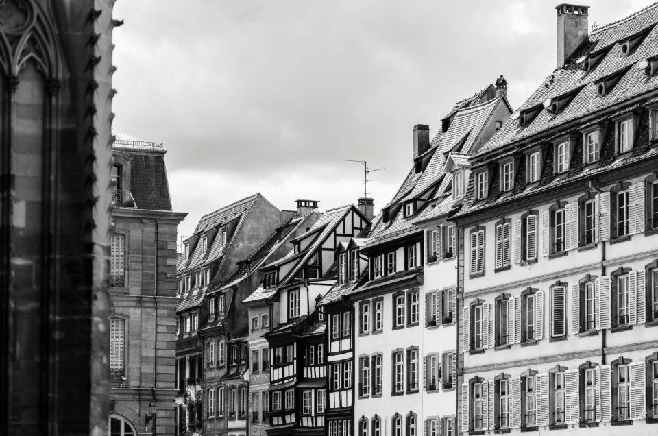 Back in Strasbourg