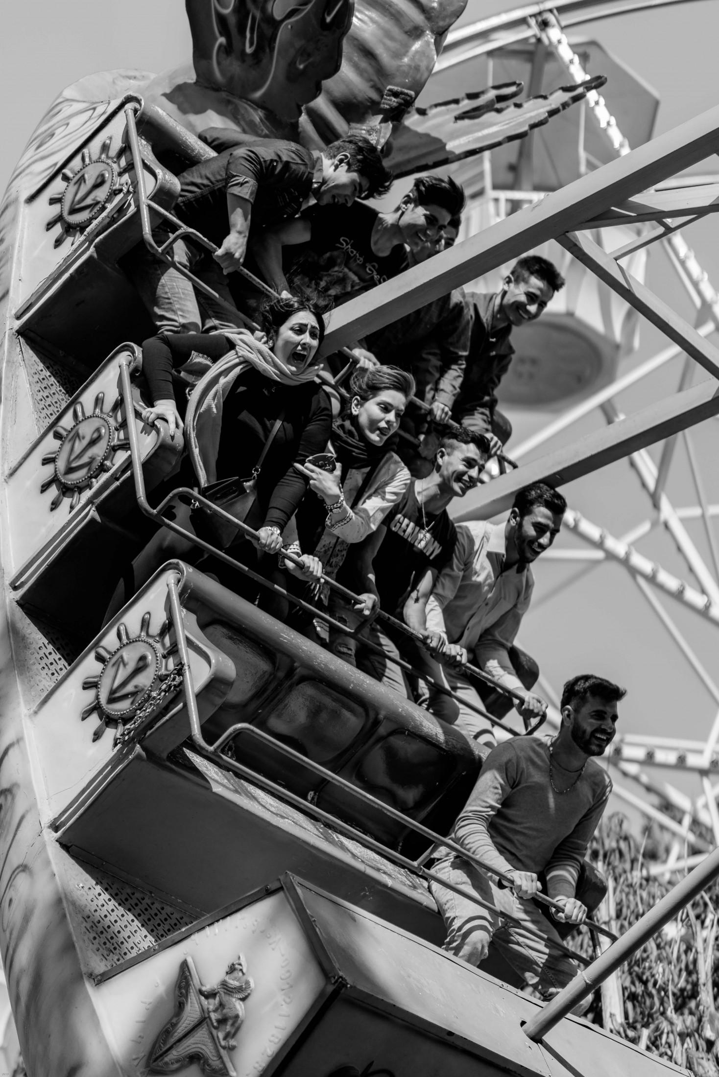 Amusement park Iran
