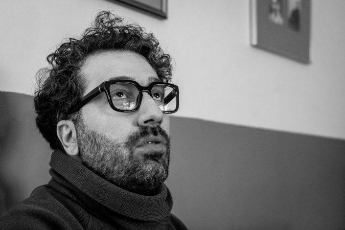 Iranian artist Said Ensafi