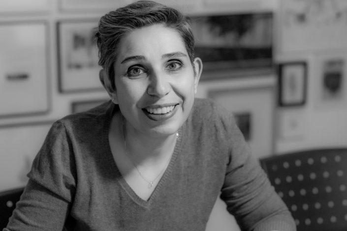 Female Iranian Illustrator