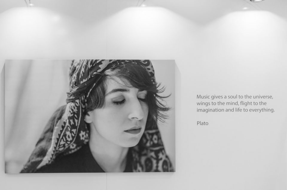 Photo exhibition Swallow