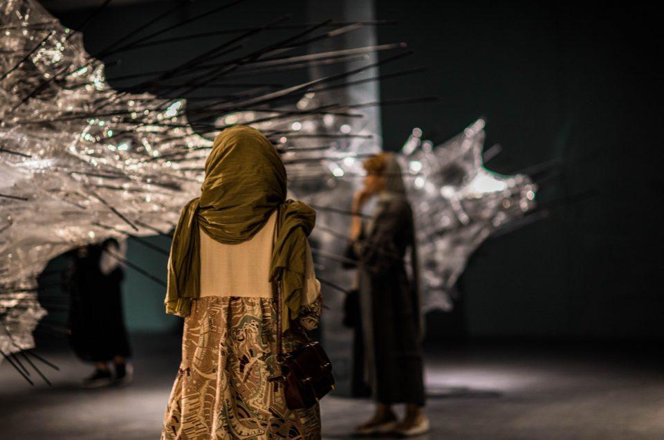 Art exhibition Tehran