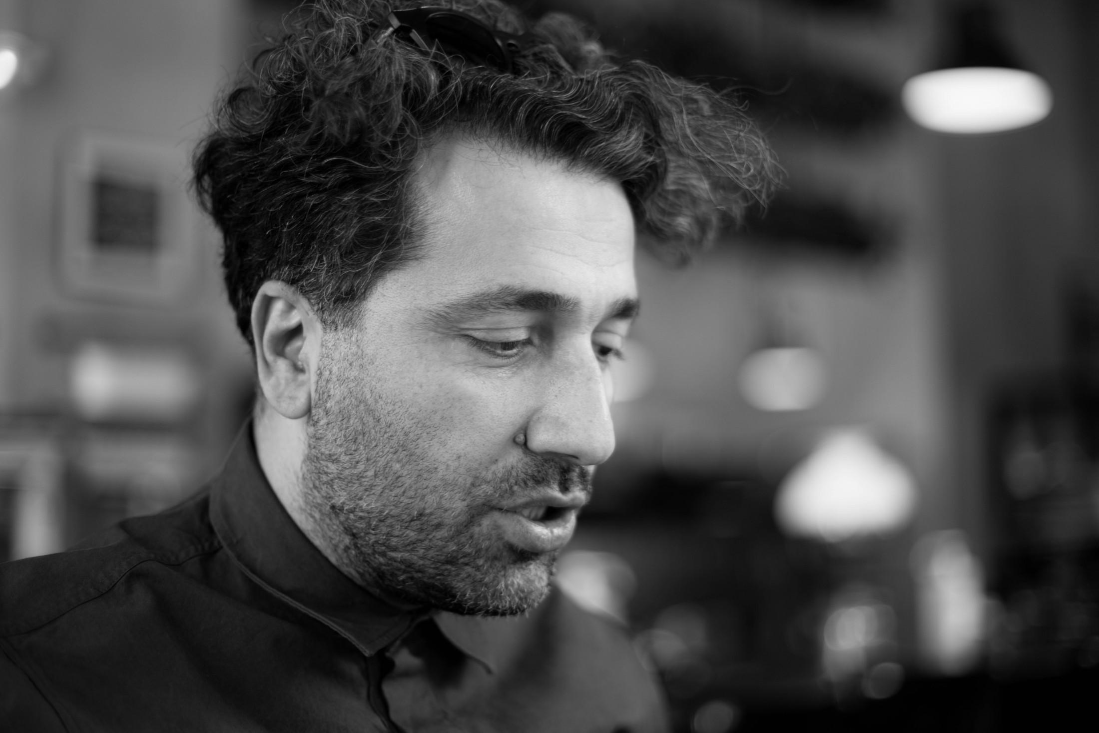 Contemporary visual artist Saeed Ensafi