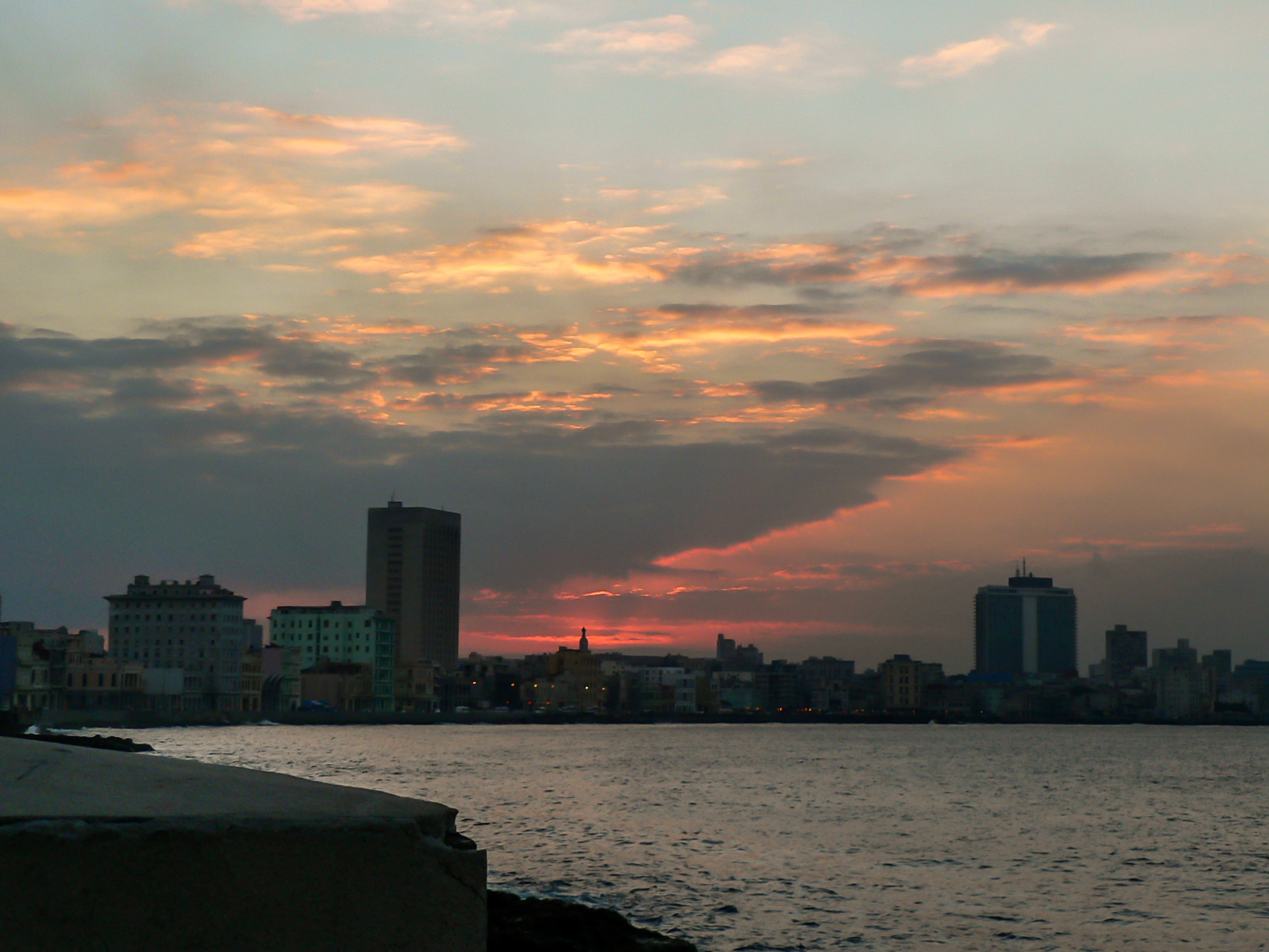 Flowing inspiration - El Malécon in Havana