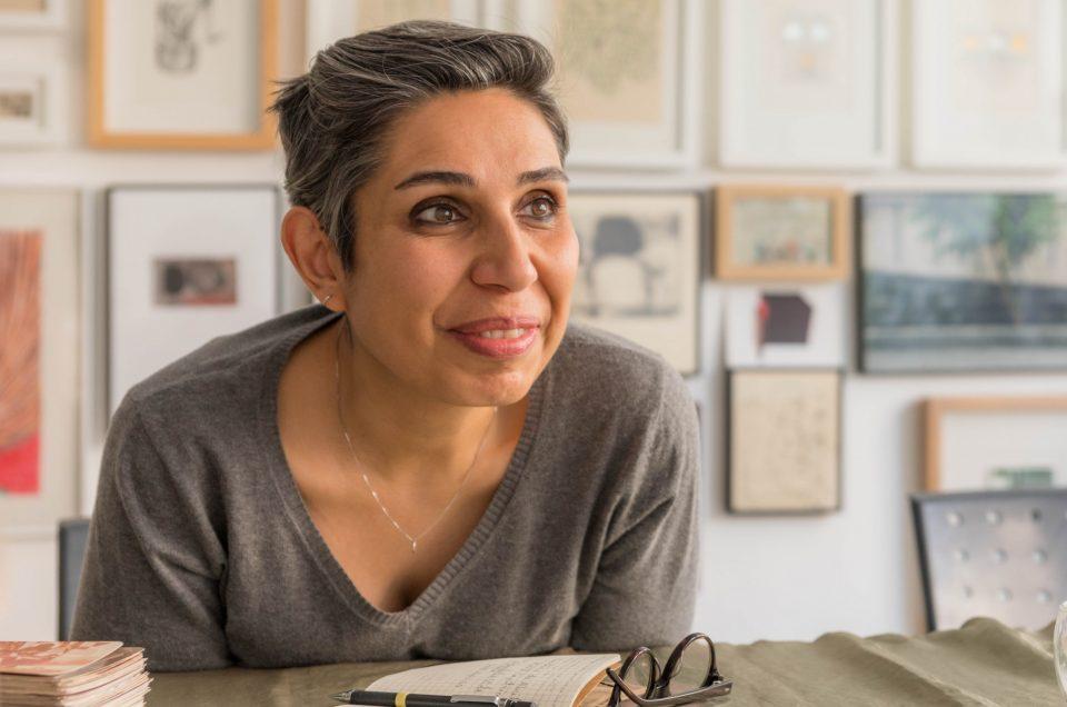 illustrator Sahar Bardaie